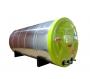 Boiler Baixa Pressão Inox 304 Nível