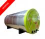 Boiler Baixa Pressão Inox 316 Desnível 800 L