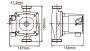 Bomba Circuladora Warma RS 25/15T