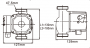 Bomba Circuladora Warma RS 25/6T