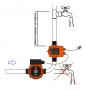 Bomba Pressurizadora Warma RS 12/9T