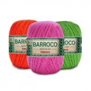 Barbante Barroco Maxcolor nº6 Círculo 200g