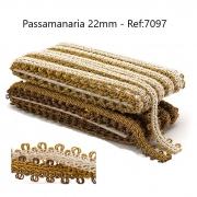 Passamanaria 22mm 7097 São José 10m