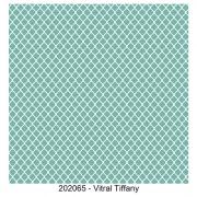 Tecido Tricoline Vitral Tiffany Fabricart 1,00 x 1,50m
