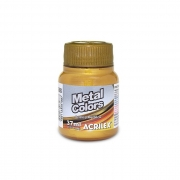 Tinta Metal Colors Acrylic Acrilex 37ml
