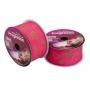 Fita de Gorgurão nº009SG 38mm Progresso Cor:007 Rosa Neon Coração Lurex 10m