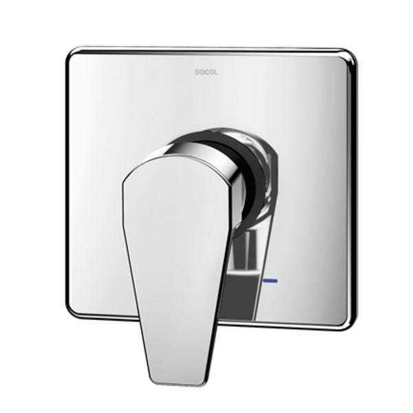 Acabamento Monocomando para Chuveiro e Ducha Higienica Lift Cromado