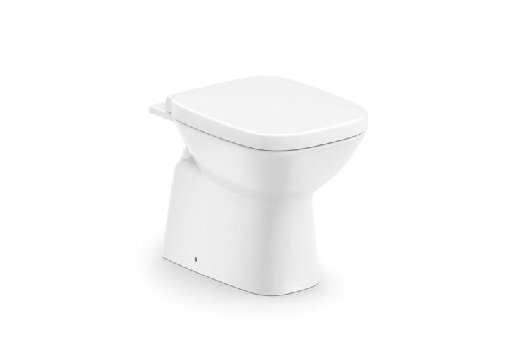 Kit Debba Bacia Convencional - Branco