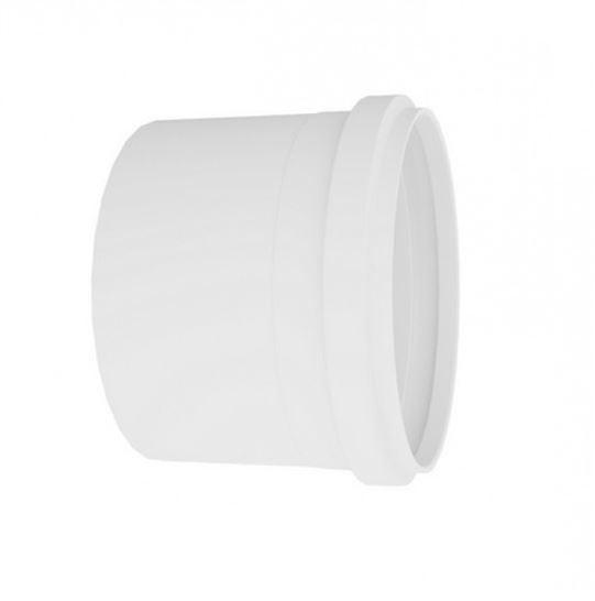 Luva Simples Para Esgoto PVC 100mm