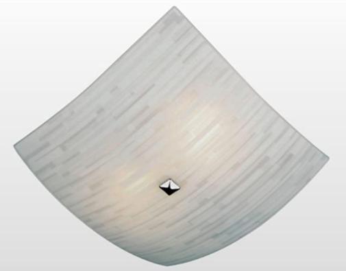 Plafon Matrix Quadrado 30x30 Ref: CE5030PBC