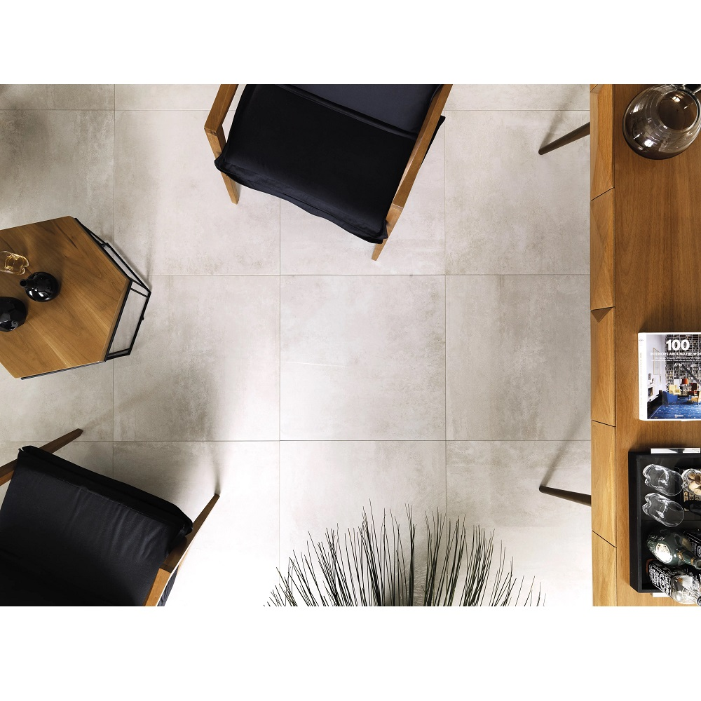 Porcelanato Artsy Cement Natural 90x90 Cx.1,61
