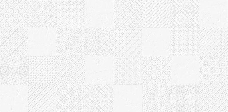 Porcelanato Atelier Bianco. Rr12130 62x121 Cx.2,25m²