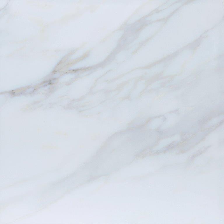 Porcelanato Carrara Liscio Brilhante 64x64cm