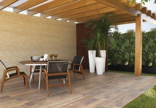 Porcelanato Ibirapuera Mix Tropical Esmaltado 20x120 Cx.1,19
