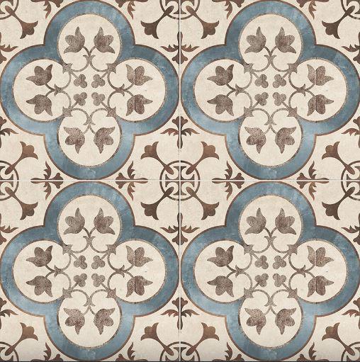 Porcelanato Ladrilho Mediterrâneo 60x60 Cx.1,44