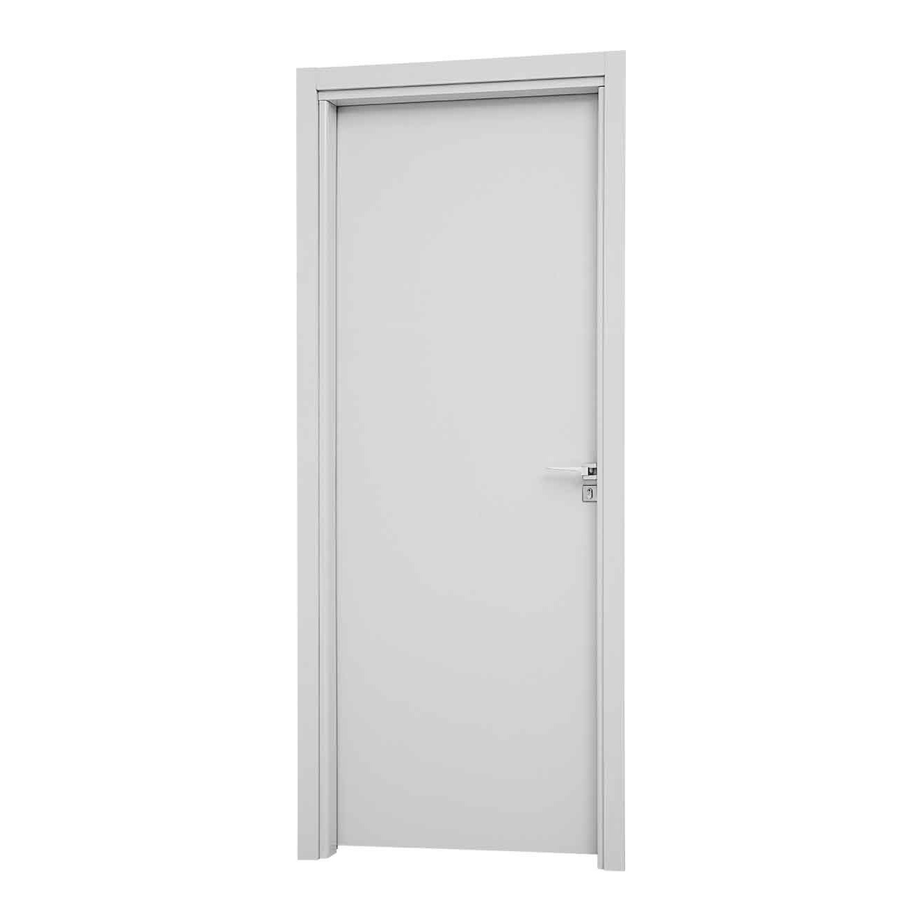 Porta Interna Direita Aluminium 215x86