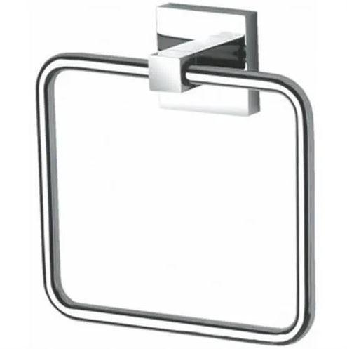Porta Toalha Argola Quadra C80 - Cromado