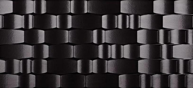 Revestimento Black Parkour Mate 30x90Cm Cx.1,07