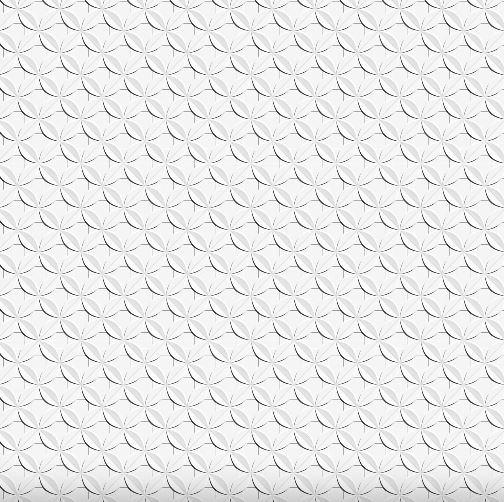 Revestimento Dália Branco 45x65 Cx.1,65