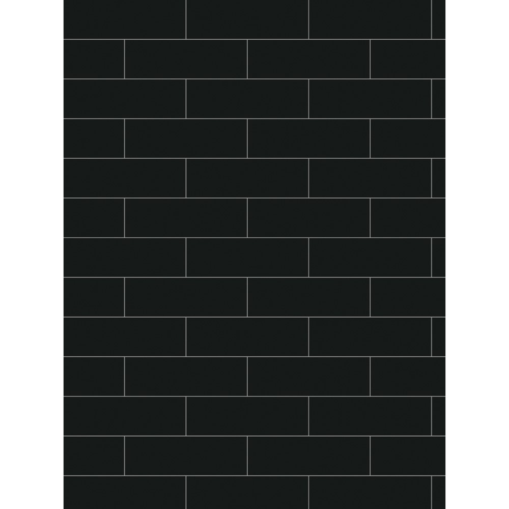 Revestimento Decora BK Matte 8x25cm Cx.0,53m²