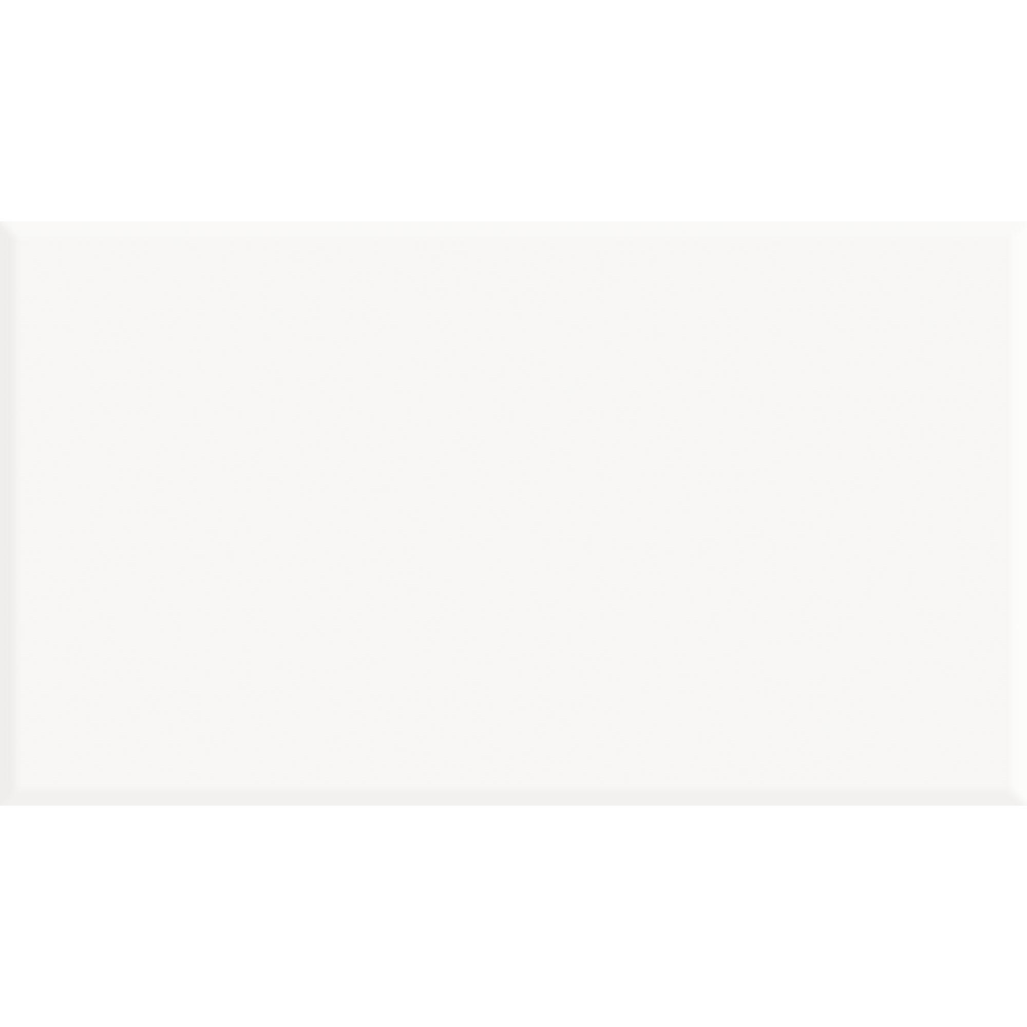 Revestimento White Beveled Bisotado 33x60cm Cx.2,43m²