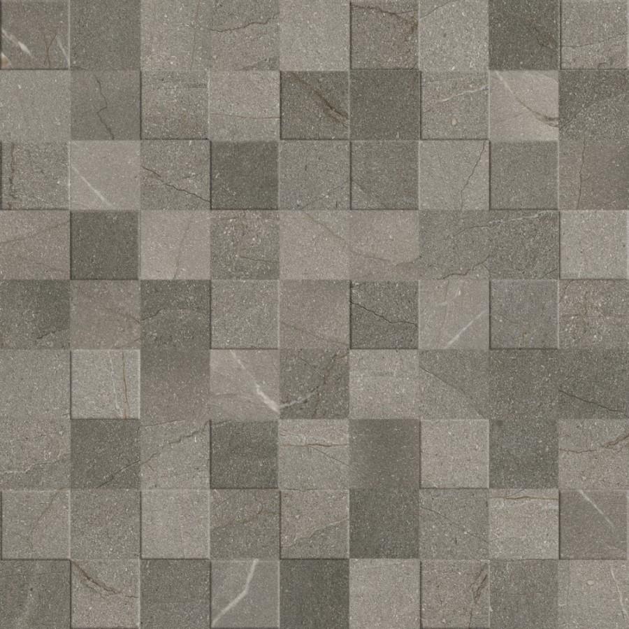 Revestimento Simetria Stone DGR MLX 60x60cm Cx.1,70m²