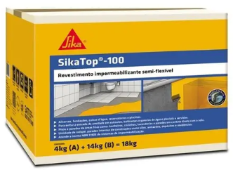 SikaTop 100 - 18kg