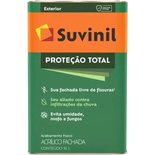 Tinta Acrílica Proteção Total 16,2l - Base A2 - INATIVO