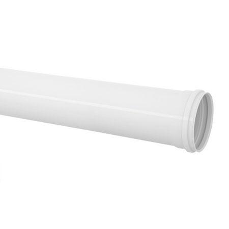 Tubo Esgoto Serie Normal 75mm 1 metro