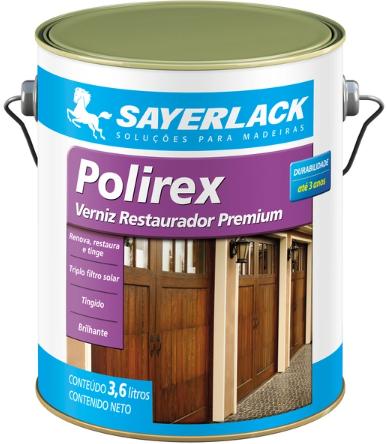 Verniz Polirex Imbuia 3,6l