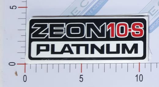 Adesivo Ident. Guincho Warn Platinum 10-S - 92827