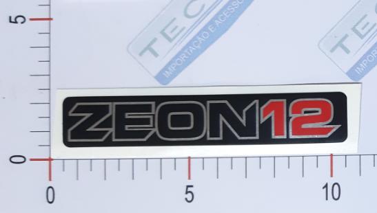 Adesivo Ident. Guincho Warn Zeon 12K - 88873