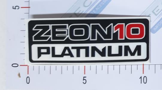 Adesivo Ident. Guincho Warn Zeon Platinum 10 - 92828