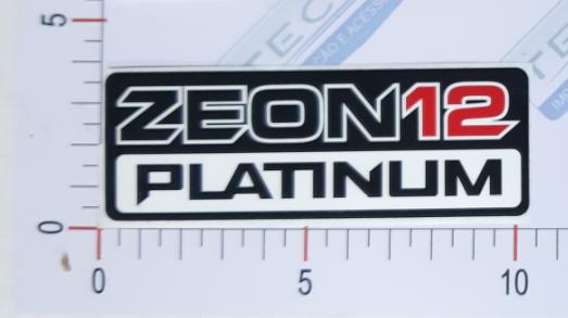 Adesivo Ident. Guincho Warn Zeon Platinum 12 - 92826