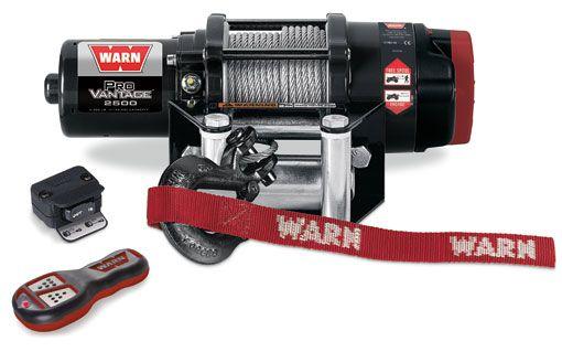 Guincho Warn ProVantage 2500 - 91025