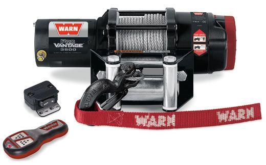 Guincho Warn ProVantage 3500 - 91035