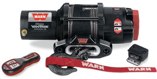 Guincho Warn ProVantage 3500S - 91036