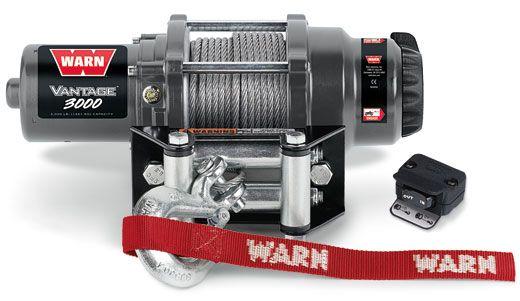 Guincho Warn Vantage 3000 - 91030