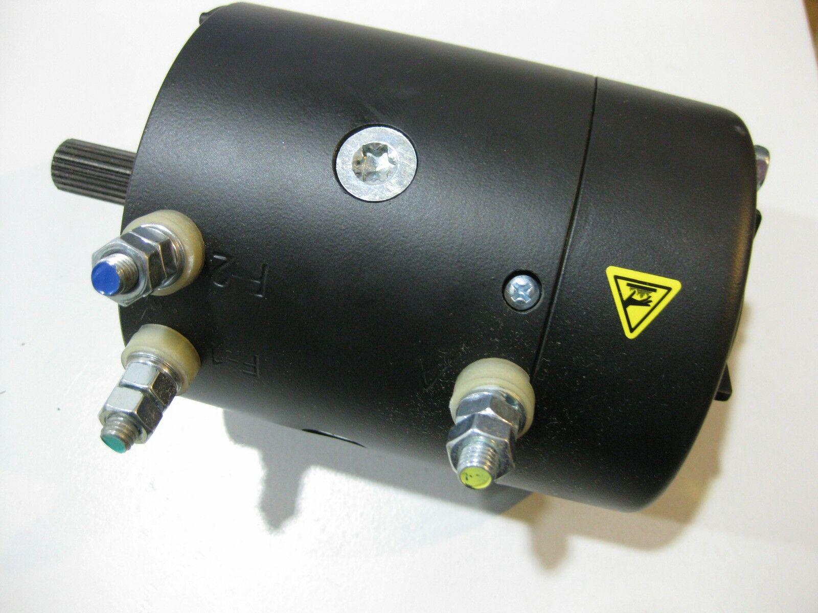 Motor Eletrico Tabor 12000lbs 12V - 900548