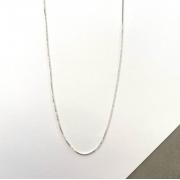 Corrente de prata - 60 cm