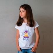 Camiseta INFANTIL Namastê