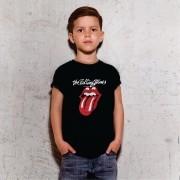 Camiseta Infantil Rolling Stones Art