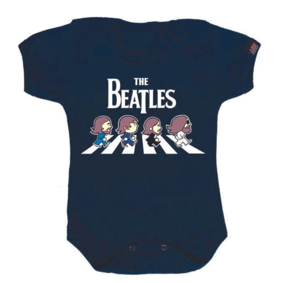 Bodie Beatles Abbey Road Azul Marinho Art Rock