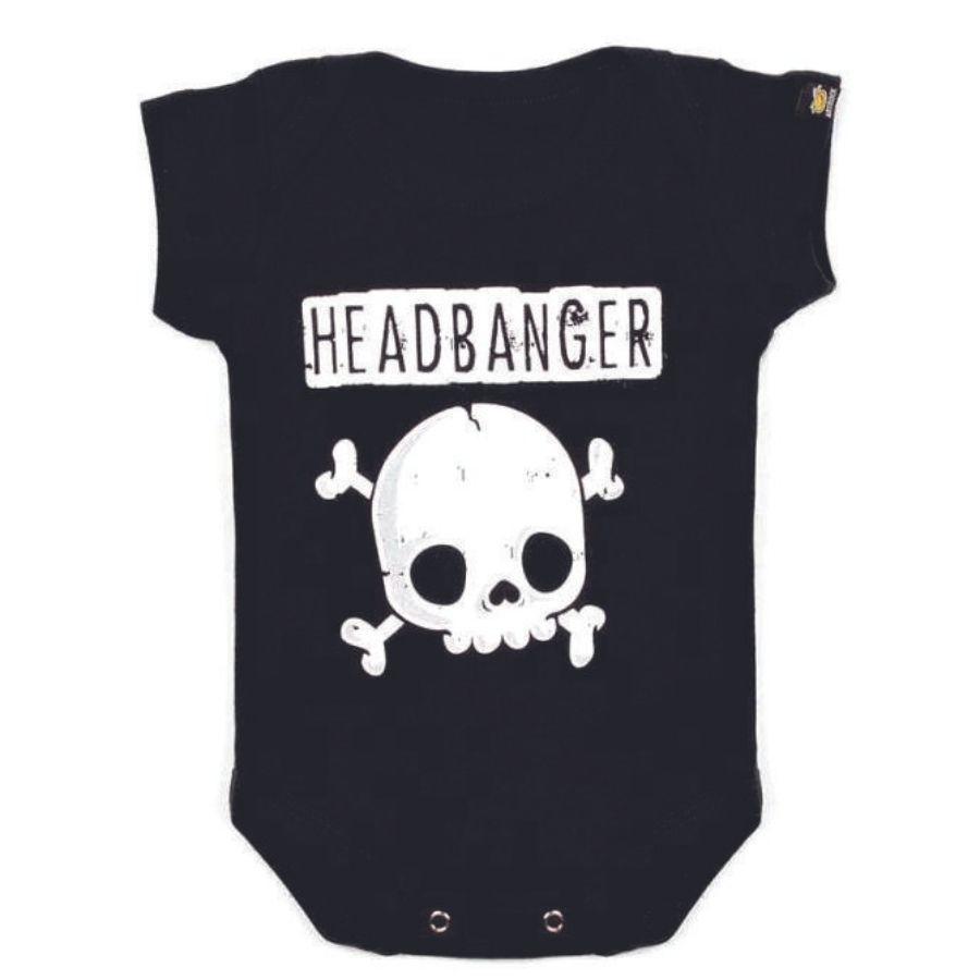 Bodie Infantil Headbanger Art Rock