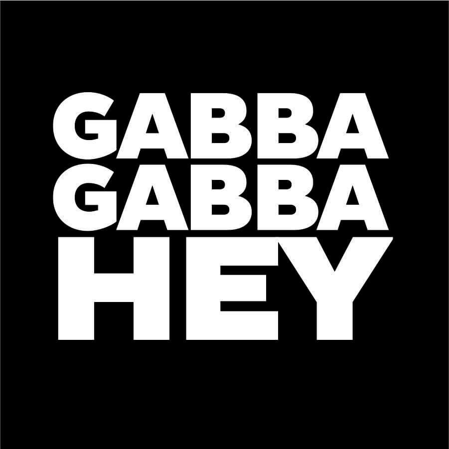 Body Bebe Gabba Gabba Hey Ramones Bebê