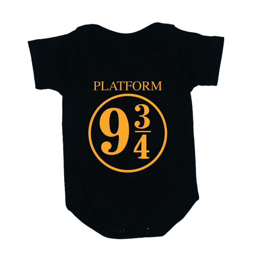 Body Bebe Harry Potter Plataform