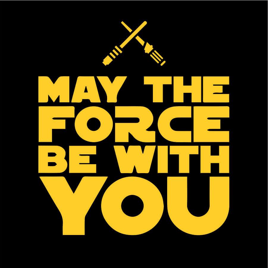 Body Bebe May Force Star Wars