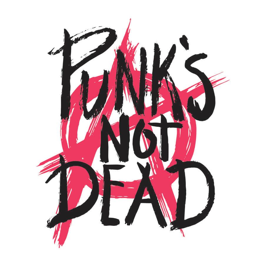 Body Bebe Rock Punks not dead
