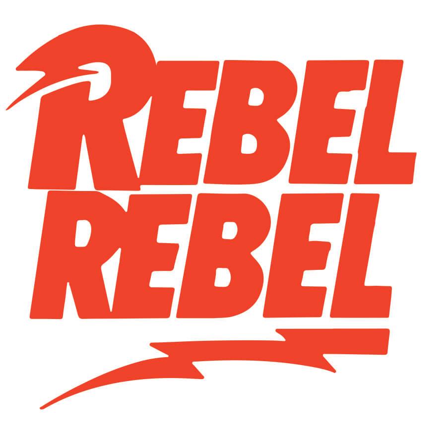 Body Bebe Rock Rebel David Bowie