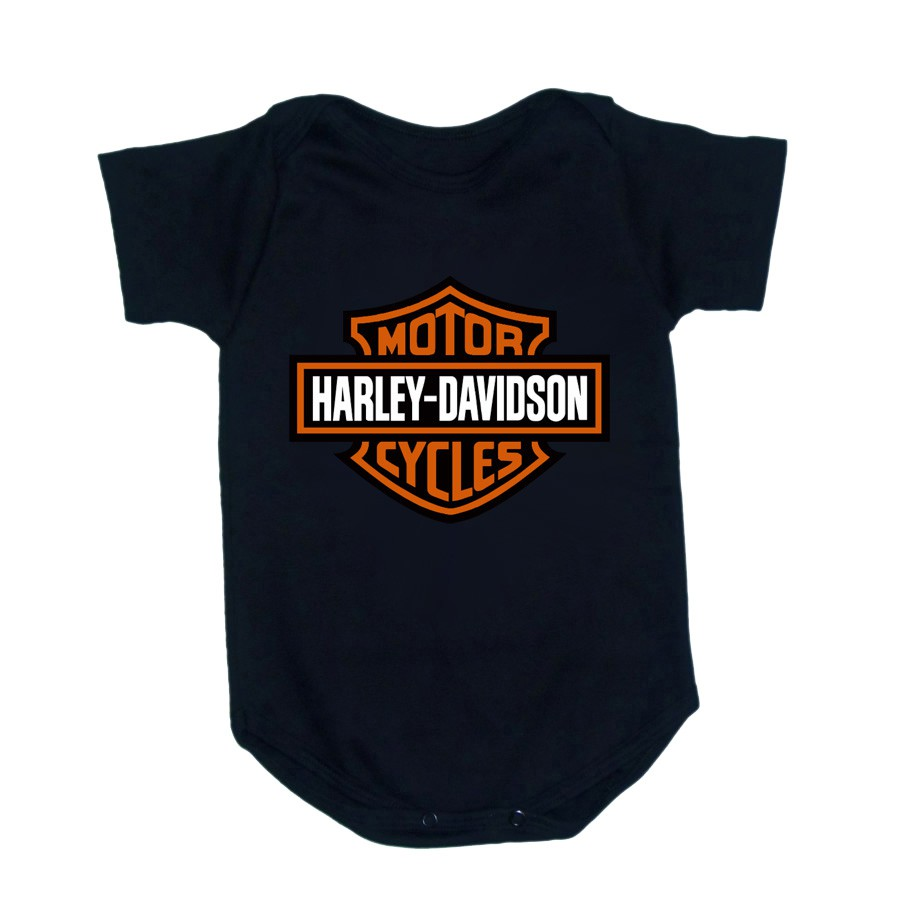 Body Harley Davidson Manga Curta